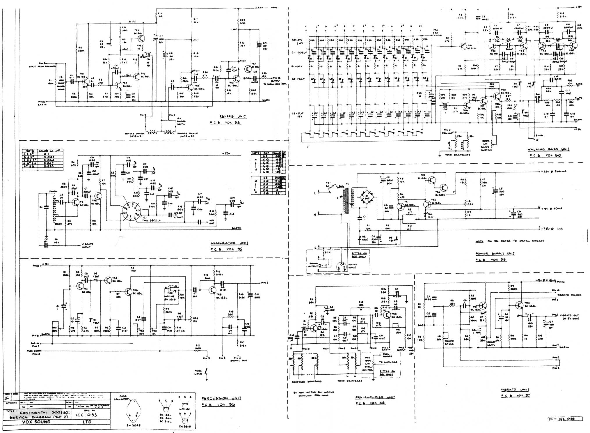 Vox Continental Schematic Great Installation Of Wiring Diagram Circuit Vintage Diagrams Rh Korguk Com Cry Baby Mv50 Inside